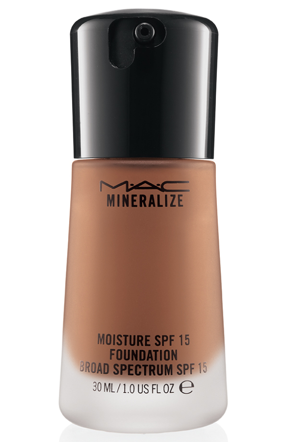 MineralizeMoistureSPF15Foundation MineralizeMoistureSPF15Foundation NC50 72 Introducing MAC Mineralize Moisture SPF 15 Foundation