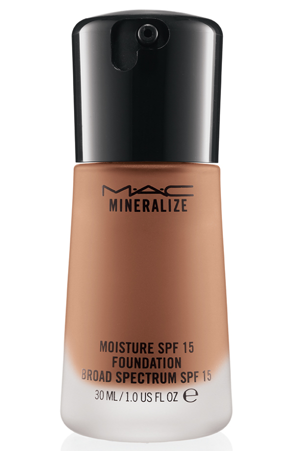 MineralizeMoistureSPF15Foundation MineralizeMoistureSPF15Foundation NW35 72 Introducing MAC Mineralize Moisture SPF 15 Foundation