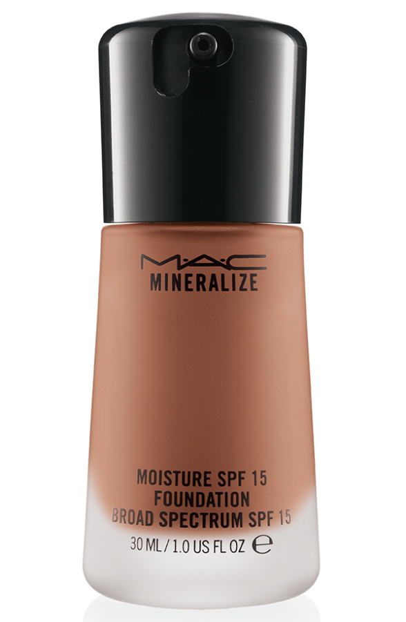 MineralizeMoistureSPF15Foundation MineralizeMoistureSPF15Foundation NW43 72 Introducing MAC Mineralize Moisture SPF 15 Foundation
