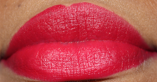 mac archie ronnie red lip swatch MAC Archies Girls Haul