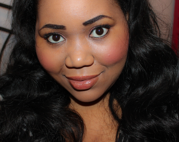 pink pepper passion look 1 FOTD: Pink Pepper Passion