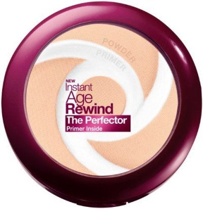 Instant Age Rewind The Perfector Primer Inside Skin-Smoothing Powder | Beautypedia