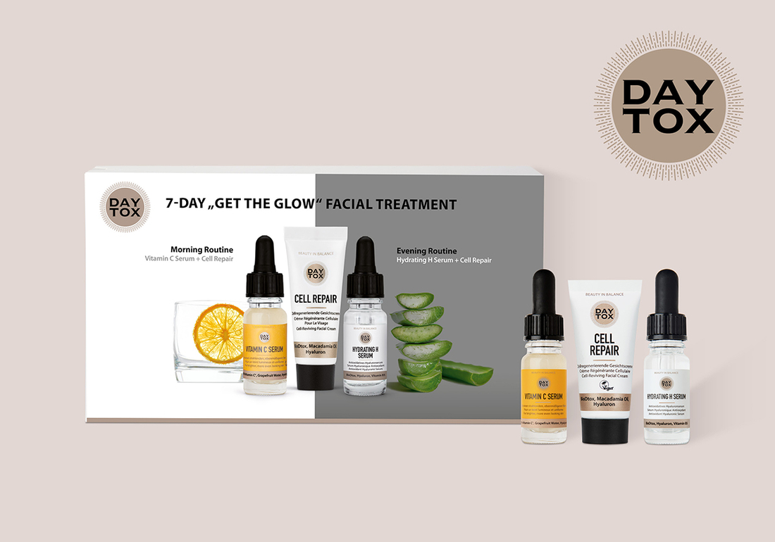 7 Day Quotget The Glowquot Facial Treatment Beautypunk