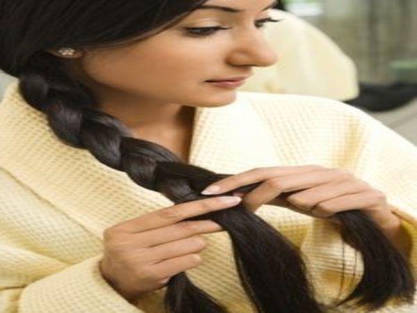 Braid your hair