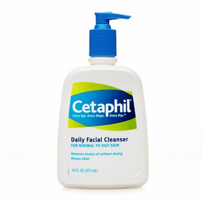 Cetaphil Daily Facial Cleanser,