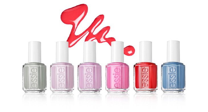 Essie Launches Spring Collection 2013