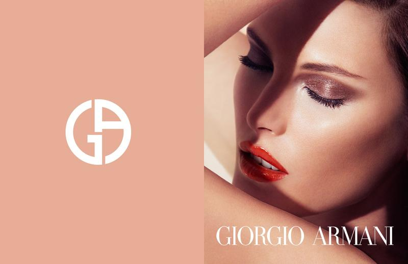 Gorgeous Fall Wallpaper Catherine Mcneil For Giorgio Armani Beauty S S 2013