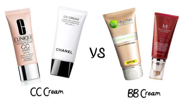 cc cream vs bb cream