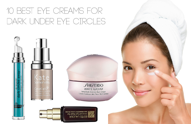 Best Natural Eye Cream For Under Eye Circles