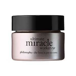 philosophy Ultimate Miracle Worker Eye Cream