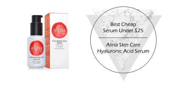Alina Skin Care Hyaluronic Acid Serum