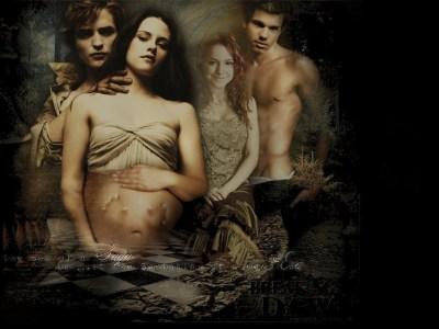 Twilight Saga – Breaking Dawn