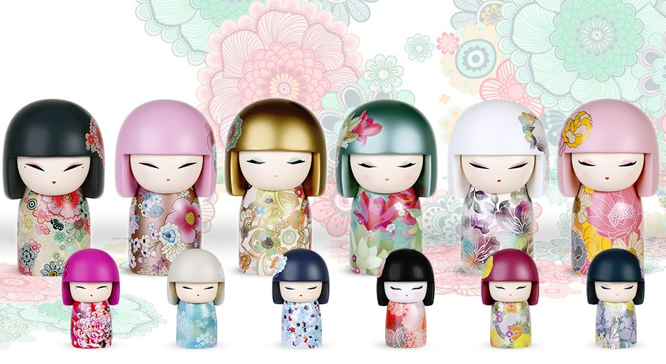 La collection printemps 2016 Kimmidoll