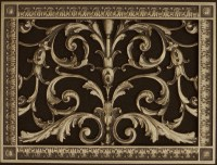 Metal Wall Grilles Decor - Wall Decor Ideas
