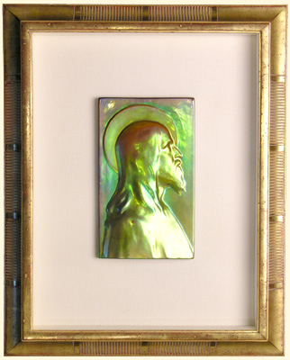 Beaux Arts Art Framing Picture Framing Examples of our - green photo frame
