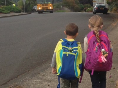 Tualatin Valley Fire & Rescue: Back to School Safety tips to start the 2016-17 school year off right
