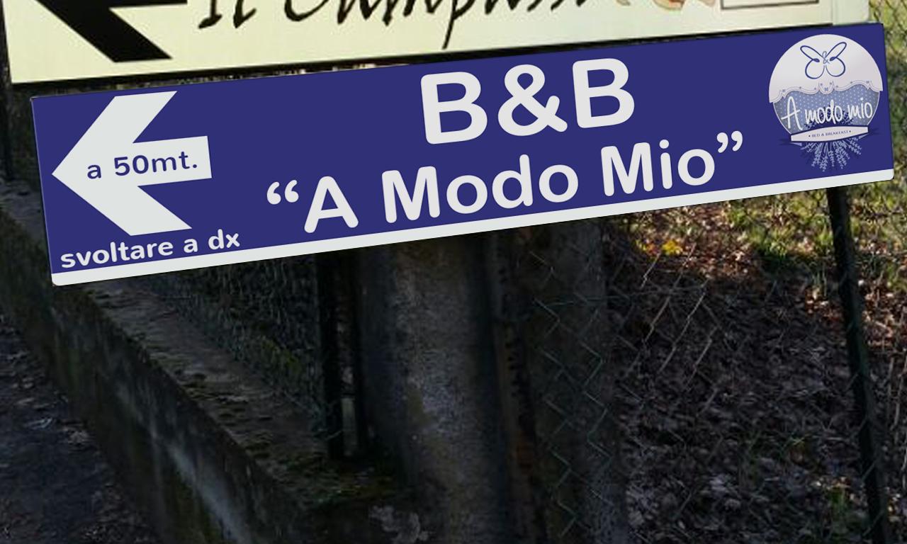 B&B A Modo Mio