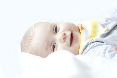 le corps de bébé