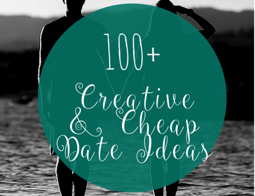 100 Creative And Cheap Date Ideas