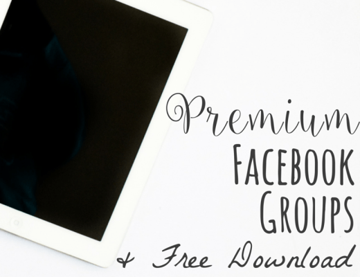 Premium Facebook Groups For Bloggers