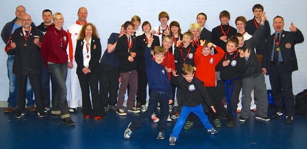 Bungay-and-Beccles-TKD-at-interclub-2013b
