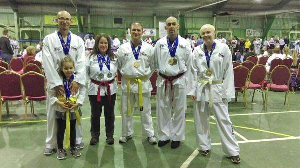 British Taekwondo Championships