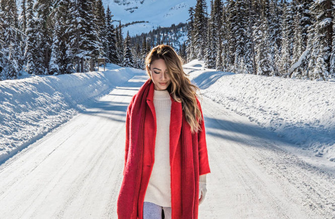 Snow Outfits 2 Casual Chic Snow Outfits To Try Just A