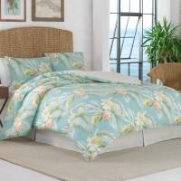 Tommy Bahama Beachcomber Citrus Comforter Set from ...