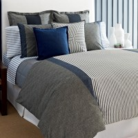 Tommy Hilfiger Country Chic Stripe Comforter and Duvet ...