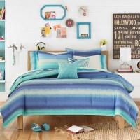 Teen Vogue Electric Beach Blue Comforter Set from ...