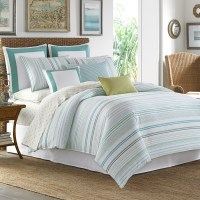 Tommy Bahama La Scala Breezer Seaglass Comforter and Duvet ...