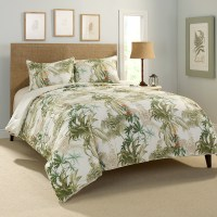 Tommy Bahama Rainforest Tropical Comforter Set from ...