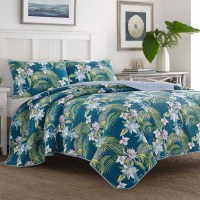Tommy Bahama Southern Breeze Quilt Set from Beddingstyle.com
