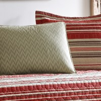 Eddie Bauer Yakima Valley Red Daybed Set from Beddingstyle.com