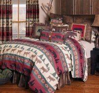 Takoma by Carstens Lodge Bedding - BeddingSuperStore.com
