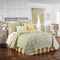 Paisley Verveine by Waverly Bedding Collection ...