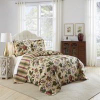 Laurel Springs Bedspread by Waverly Bedding Collection ...