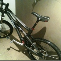 Bought a replacement bike ibis Mojo SL carbon