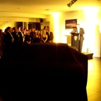 Lamborghini LP560-4 Australian Launch event
