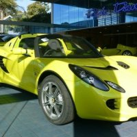 Lotus Elise SC (supercharged) test drive