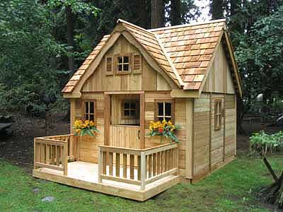 Countrywide Offer Playhouses For Children For The Garden