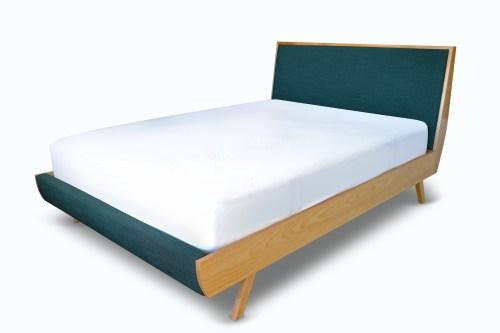 Medium Of Floating Bed Frame