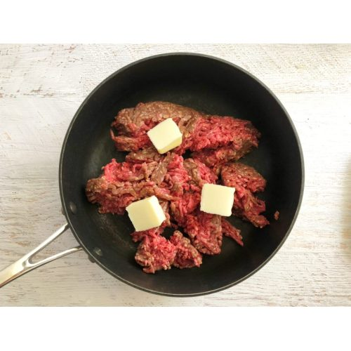 Medium Crop Of Beef And Butter Fast