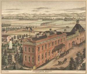 Fredericksburg brewery
