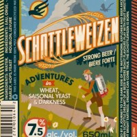 Phillips Brewing Launches Schottleweizen, A New Beer Adventure in Darkness