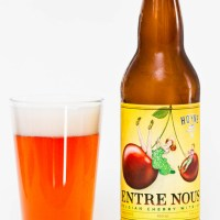 Hoyne Brewing Co. - Entre Nous Belgian Cherry Witbier