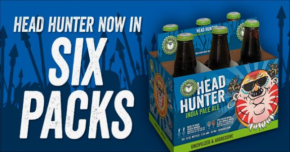 Fat Head\u0027s Head Hunter IPA going from 4-pack to 6-pack BeerPulse