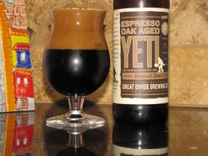 Great Divide - Espresso Oak Aged Yeti
