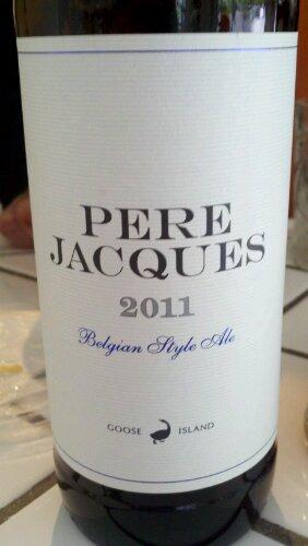 Pere Jacques 2011
