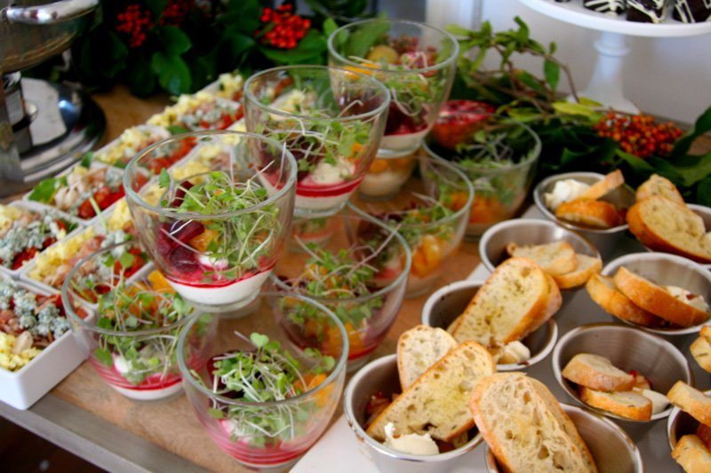 Recipes And Ideas For Baby Shower Food | Baby Shower For Parents